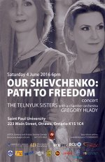 OTTAWA: our shevchenko